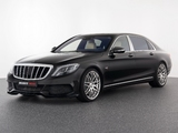 Photos of Brabus Rocket 900 6.3 V12 (X222) 2015