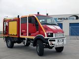 Bremach T-Rex Double Cab Firetruck 2008 images