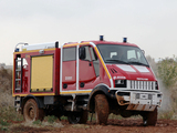 Pictures of Bremach T-Rex Double Cab Firetruck 2008
