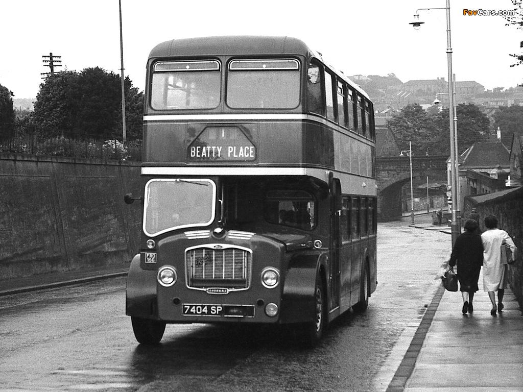 Photos of Bristol Lodekka FLF6G ECW (H38-32F) 1962– (1024 x 768)