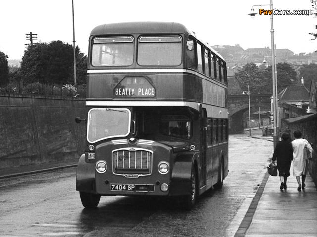 Photos of Bristol Lodekka FLF6G ECW (H38-32F) 1962– (640 x 480)