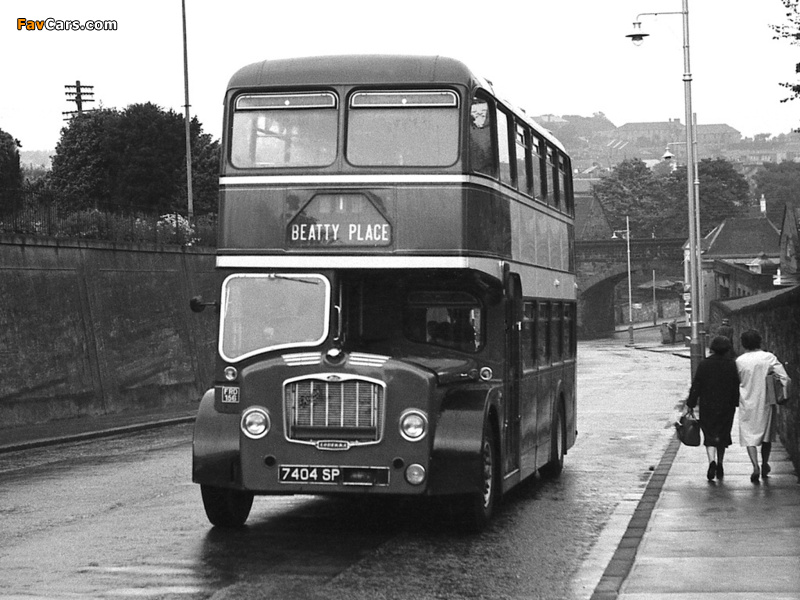 Photos of Bristol Lodekka FLF6G ECW (H38-32F) 1962– (800 x 600)
