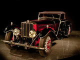 Bucciali TAV 8 Roadster by Saoutchik 1930 pictures