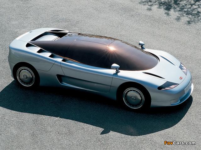 Bugatti ID 90 Concept 1990 photos (640 x 480)