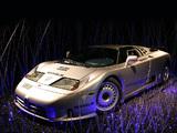 Bugatti EB110 SS US-spec Prototype 1994 images