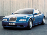 Bugatti EB118 Concept 1998 wallpapers