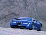 Bugatti EB18/3 Chiron Concept 1999 images