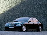 Bugatti EB218 Concept 1999 pictures
