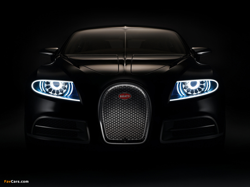 Bugatti 16C Galibier Concept 2009 images (1024 x 768)