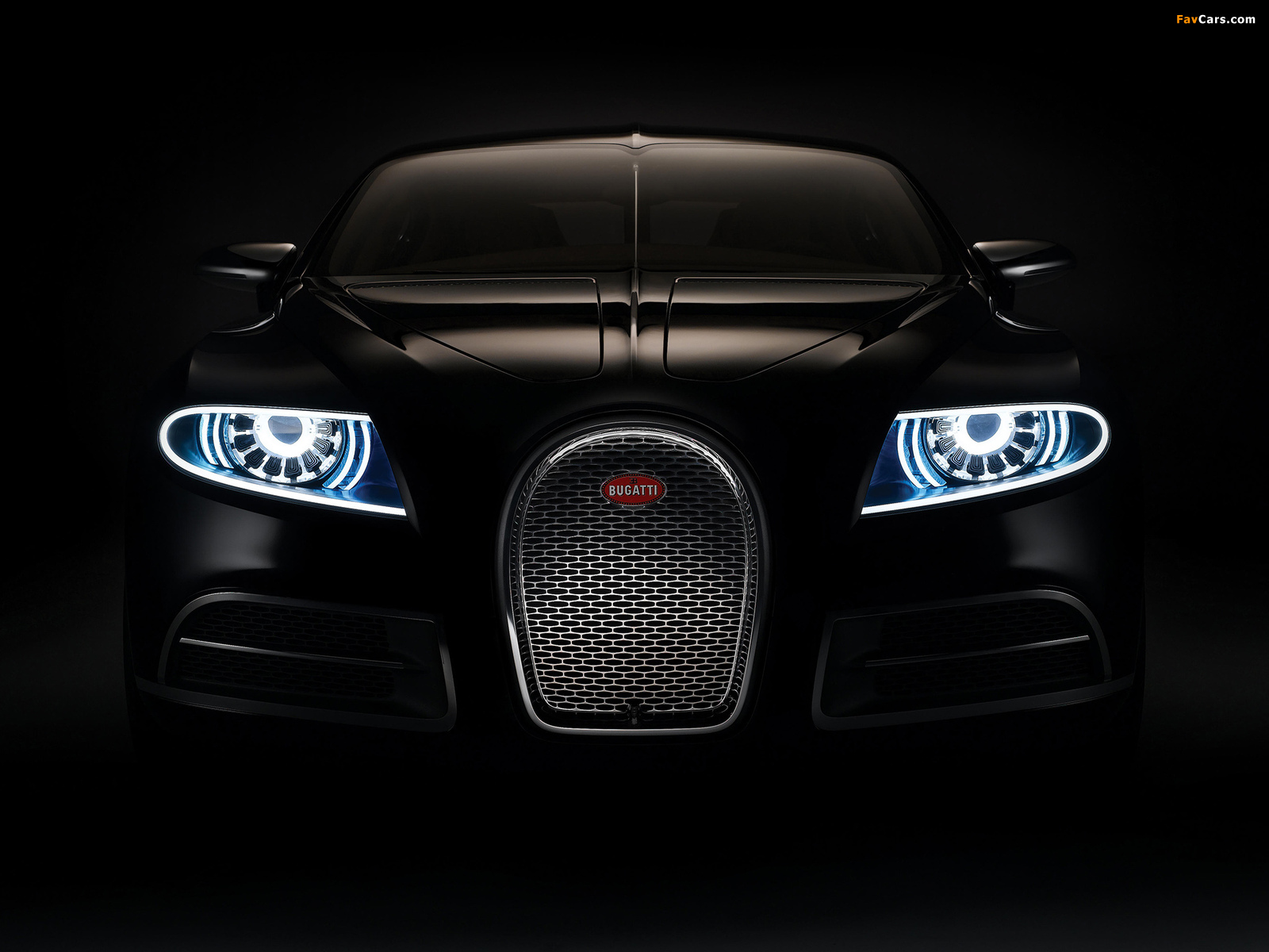 Bugatti 16C Galibier Concept 2009 images (1600 x 1200)