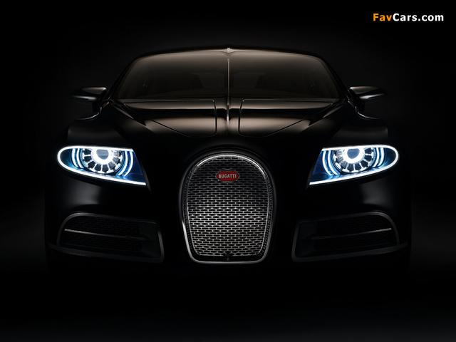 Bugatti 16C Galibier Concept 2009 images (640 x 480)