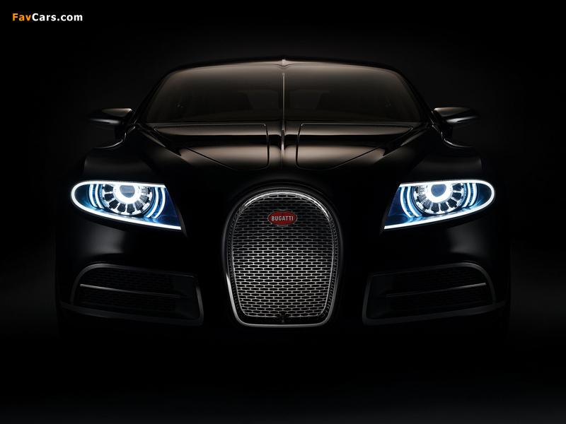 Bugatti 16C Galibier Concept 2009 images (800 x 600)
