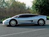 Images of Bugatti ID 90 Concept 1990