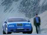 Images of Bugatti EB118 Concept 1998