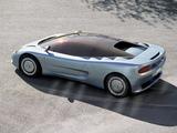 Photos of Bugatti ID 90 Concept 1990