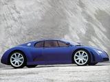 Pictures of Bugatti EB18/3 Chiron Concept 1999