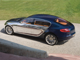 Pictures of Bugatti 16C Galibier Concept 2009