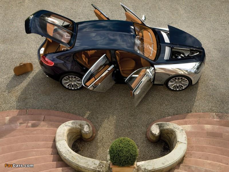 Pictures of Bugatti 16C Galibier Concept 2009 (800 x 600)