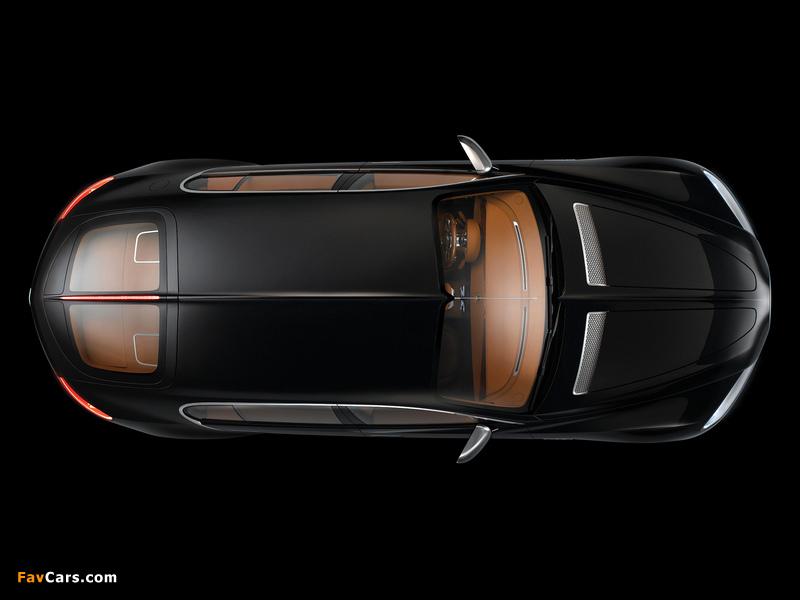 Bugatti 16C Galibier Concept 2009 wallpapers (800 x 600)