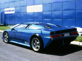 Bugatti EB110 Prototype 1990 photos