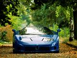 Bugatti EB110 GT Prototype 1991 images
