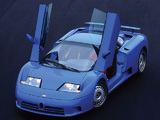 Bugatti EB110 GT Preserial 1991–92 photos