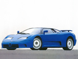 Bugatti EB110 GT Preserial 1991–92 wallpapers