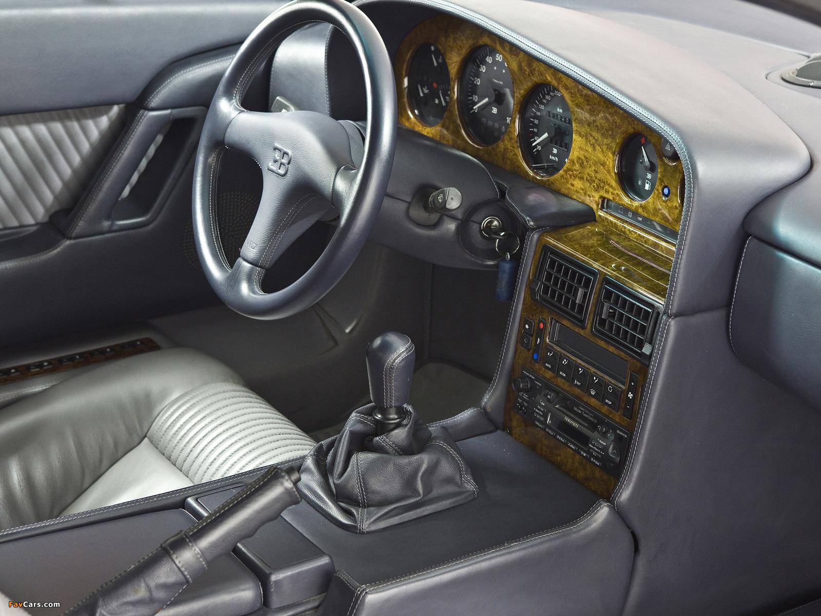 Bugatti EB110 GT 1992–95 images (1600 x 1200)