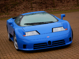 Bugatti EB110 GT 1992–95 wallpapers