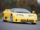 Bugatti EB110 SS 1993–95 pictures