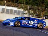 Bugatti EB110 SS LM 1994 images