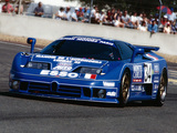 Bugatti EB110 SS LM 1994 wallpapers