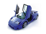 Bugatti EB110 SS by Dauer 1998–99 photos