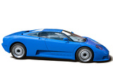 Images of Bugatti EB110 GT Preserial 1991–92