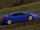 Images of Bugatti EB110 GT 1992–95