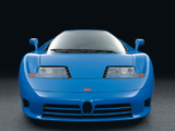 Photos of Bugatti EB110 GT 1992–95