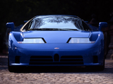 Pictures of Bugatti EB110 GT 1992–95