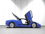 Pictures of Bugatti EB110 GT 1992–95
