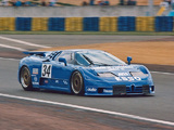 Pictures of Bugatti EB110 SS LM 1994