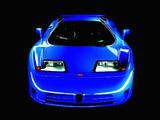 Bugatti EB110 SS US-spec Prototype 1994 wallpapers