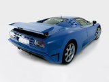 Bugatti EB110 SS by Dauer 1998–99 wallpapers