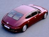 Images of Bugatti EB112 Prototype 1993