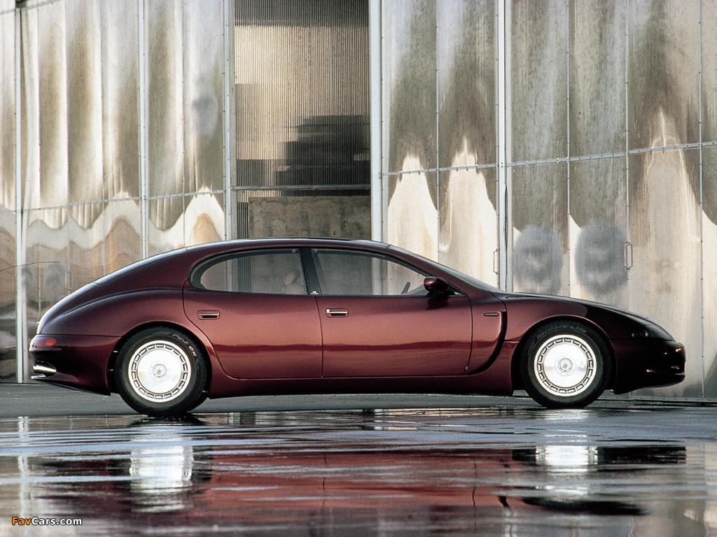 Pictures of Bugatti EB112 Prototype 1993 (1024 x 768)