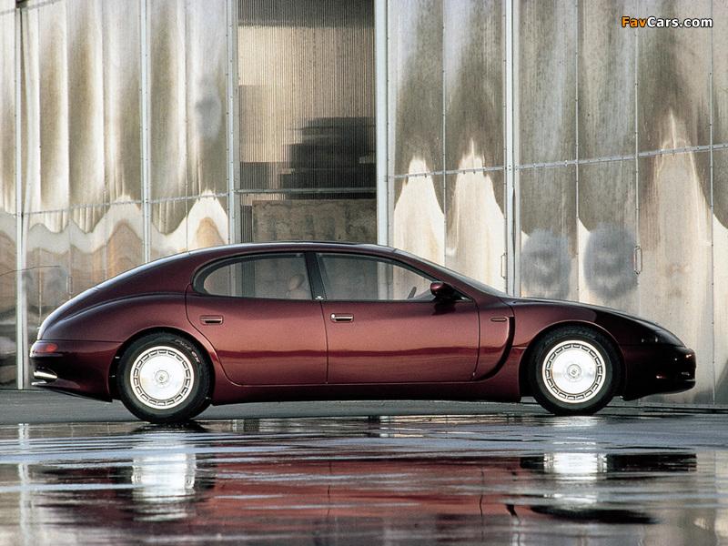 Pictures of Bugatti EB112 Prototype 1993 (800 x 600)