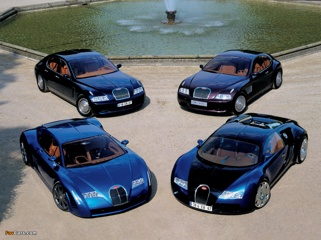 Bugatti pictures (1024 x 768)