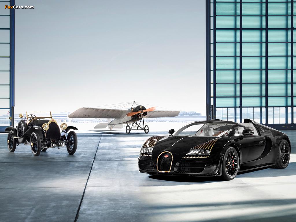 Photos of Bugatti (1024 x 768)