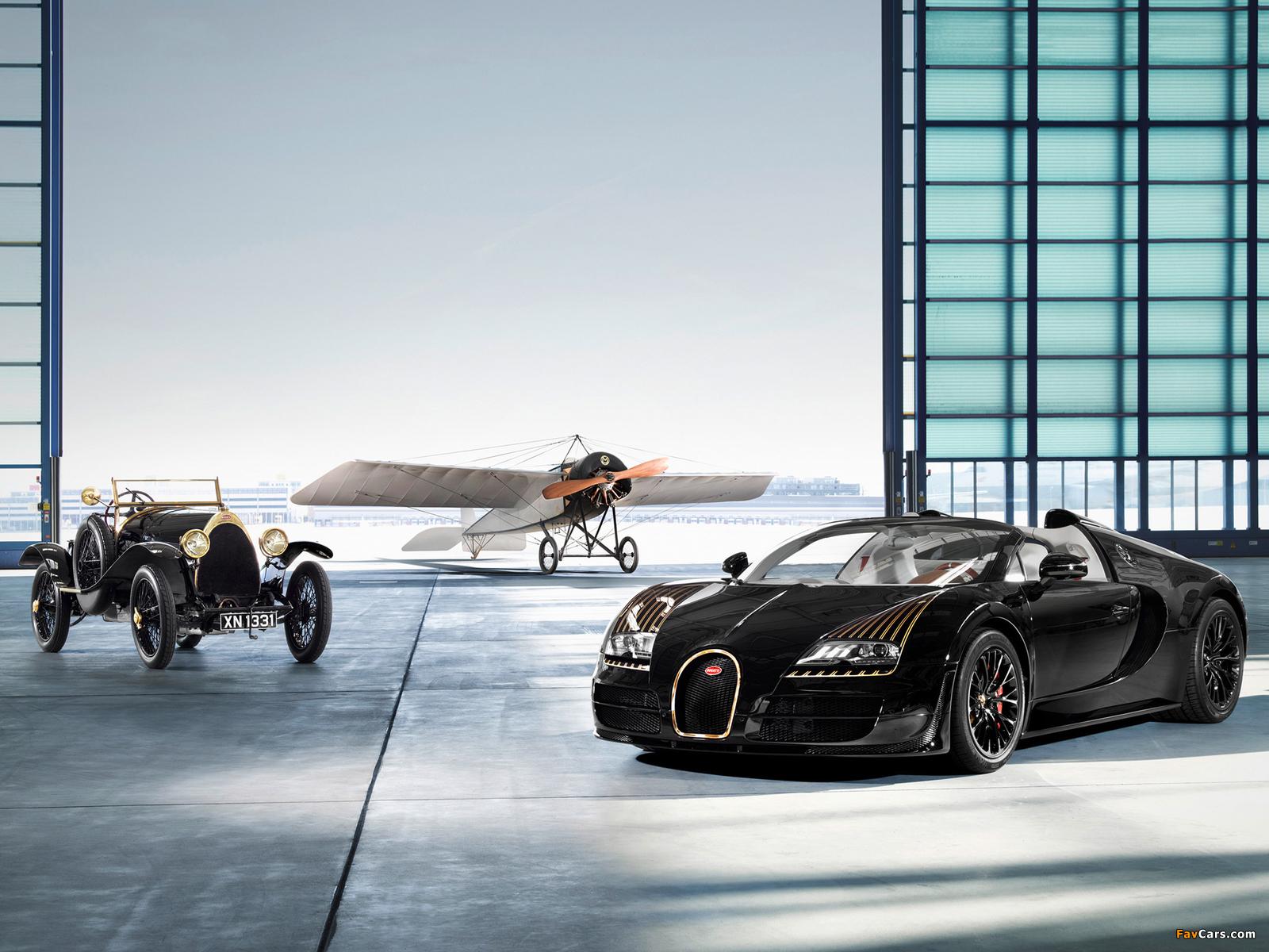 Photos of Bugatti (1600 x 1200)