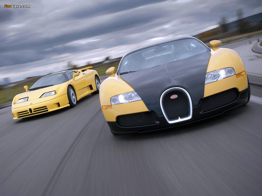 Bugatti wallpapers (1024 x 768)