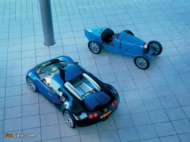 Bugatti wallpapers (640 x 480)