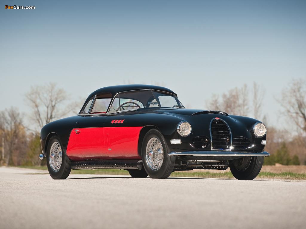 Bugatti Type 101 Coupe 1951 wallpapers (1024 x 768)